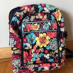 Vera Bradley Lighten Up Backpack - Happy Snails